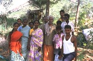 Some of the staff of the Annamalai Reforestation Society (ARS)